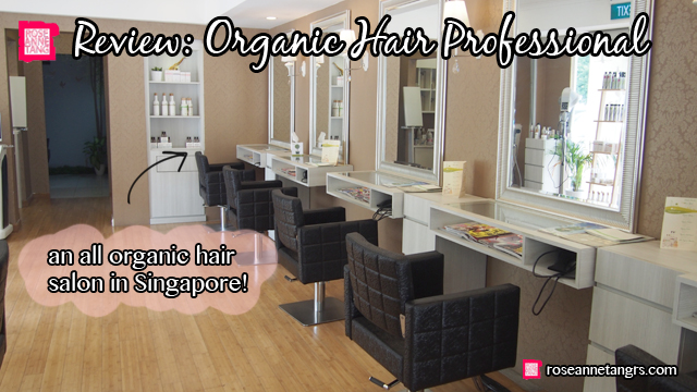 Review Getting My Hair Done At Organic Hair Professional An All